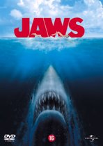 DVD cover van Jaws