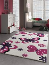 Vloerkleed Diamond-Kids 772-64 Cream 120x170 cm