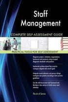 Staff Management Complete Self-Assessment Guide