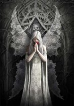 Anne Stokes Wenskaart Only Love Remains