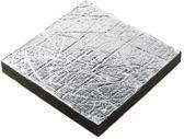 VETUS Sonitech Single 35 mm aluminium Geluidsisolatie 60 x 100 cm