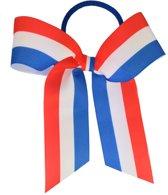 Haarstrik  Nederlandse vlag | Rood | Meisje