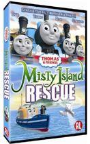 Thomas De Stoomlocomotief - Gered Op Misty Eiland (dvd)