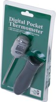 Big Green Egg BBQ - Quick Read Digital Pocket Thermometer
