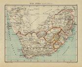 Historische kaart, plattegrond van gemeente  in  uit 1867 door Kuyper van Kaartcadeau.com