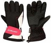 Winter handschoenen Starling zwart/roze voor dames S (7)