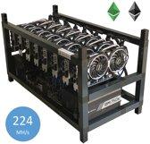 Superhash E8 – 224 MH/s – Ethereum (Classic) - GPU miner