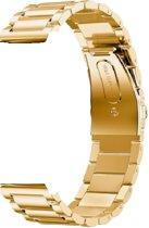YONO Schakel bandje - Samsung Galaxy Watch (46mm)/Gear S3 - Goud
