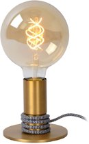 Lucide MARIT - Tafellamp - E27 - Mat Goud