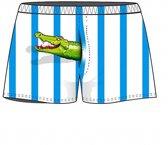 Krokodil - Sexy Leuke Grappige Mooie Boxershort