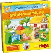 HABA Spel - Mijn eerste spellen - Spellencollectie Boerderij (Duitse verpakking met Nederlandse handleiding)