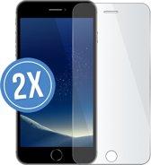 Apple iPhone 7 Plus - Screenprotector - Tempered glass - 2 stuks