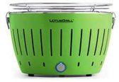 LotusGrill Classic Hybrid Tafelbarbecue - �0mm - Groen