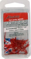 Albatros Top Level Artificial Bloodworm - Rood