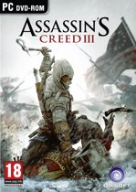 Assassin's Creed 3  (DVD-Rom) - Windows