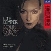 Berlin Cabaret Songs