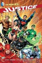 Justice league hc01. het begint (new 52)