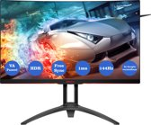 AOC AGON AG322QC4 - WQHD Curved Gaming Monitor (144 Hz)