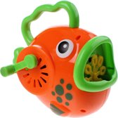 Johntoy Bellenblaasmachine Bubble Fish 15 Cm Oranje