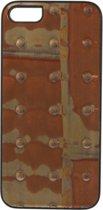Ikins Metal Cover Bronze Dot Apple iPhone 5/5S