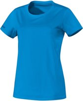 Jako Team Dames T-Shirt - Voetbalshirts  - blauw licht - 38