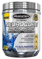 Muscletech NeuroCore Pre-Workout - 222 gram (50 doseringen) - Blue Raspberry