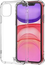 iPhone 11 Hoesje - Shockproof Case Transparant Cover - iCall