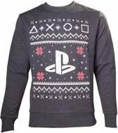 Playstation - Black, Sweater - 2XL