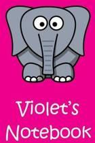 Violet's Notebook