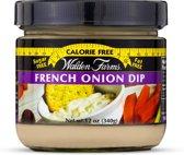 Walden Farms Veggie & Chip Dip - 1 pot - French Onion