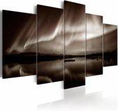 Schilderij - Light from the Sky II