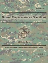 Ground Reconnaissance Operations (McWp 2-25)