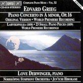 Grieg Pianoconcert
