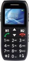 Fysic FM-7500 - Senioren mobiele telefoon - Zwart