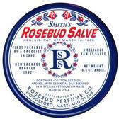 Rosebud Salve Original - 22 gram - Lippenbalsem