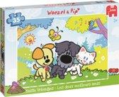 Woezel & Pip Beste Vriendjes Puzzel 35 Stukjes