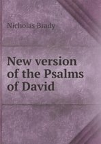 New Version of the Psalms of David