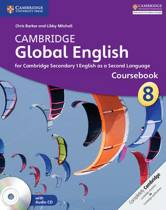 Cambridge Global English Stage 8 Coursebook with Audio CD