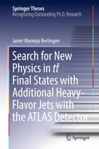Search for New Physics in tt ̅ Final States with Additional Heavy-Flavor Jets with the ATLAS Detector