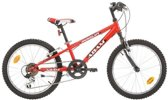 Marlin Adam - Mountainbike - Jongens - Rood - 20 Inch