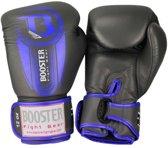 Booster (kick)bokshandschoenen V5 Grijs/Blauw 10 oz