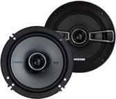 """Kicker 41KSC654 6.5"""" 200 Watt 2-Way Car Audio Coaxial Speakers KSC65 (2 Pair)"""