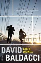 Boekomslag van 'King & Maxwell 6 - King & Maxwell'