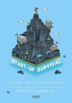 Boek cover Start-up survival van Robin Geers
