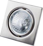 Prolight Spotlamp - Staal - GU10 - 40W - 3 Stuks