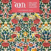 William Morris Gallery Mini Wall Calendar 2020 (Art Calendar)