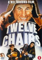 DVD cover van Twelve Chairs