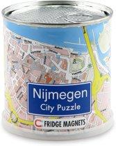 City Puzzle Nijmegen - Puzzel - Magnetisch - 100 puzzelstukjes