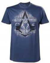 Merchandising ASSASSIN'S CREED SYNDICATE - T-Shirt Blue Starrick and Co (XL)