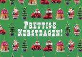 Enkele kerstkaart - Ansichtkaart 1 - 10 stuks